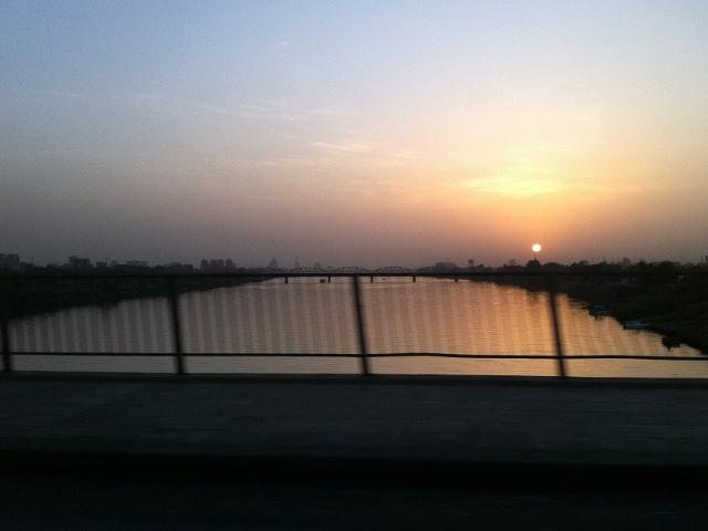 Impression Sudan Sunset